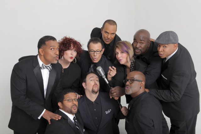 The Summit: Manhattan Transfer & Take 6