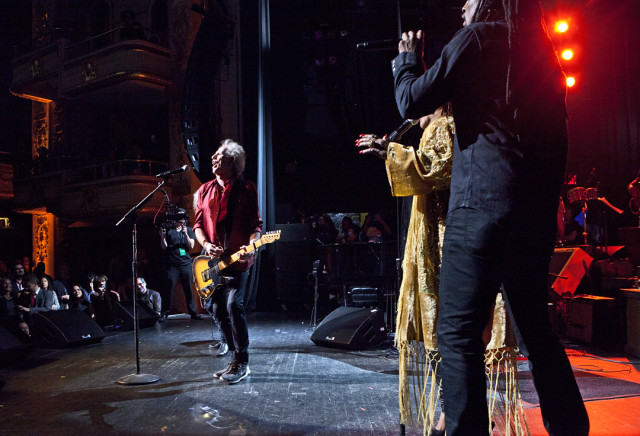 Keith Richards - Apollo Theater 2015