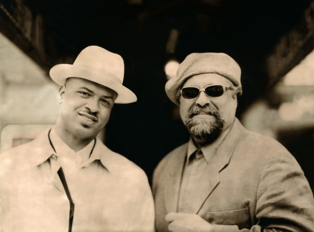 Jason Moran & Joe Lovano