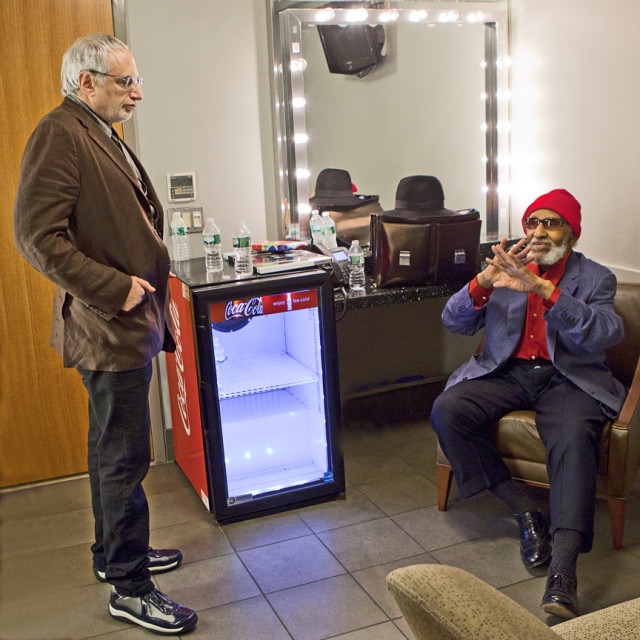 Donald Fagan & Sonny Rollins at the Apollo Theater- 2015
